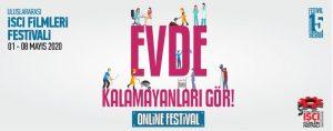 işçi filmleri festival afişi